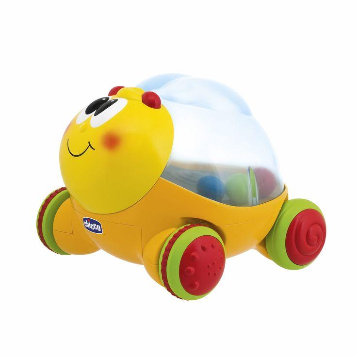 Chicco GoGo Buddies Rock a Bee: Amazon.de: Spielzeug