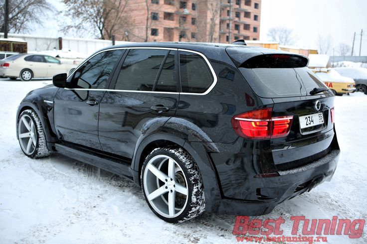 Best Tuning - Beautiful BMW X5 Hamann Tycoon EVO