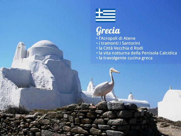 #Grecia, Destinazioni Mondiali. Foto © Nico Giusti