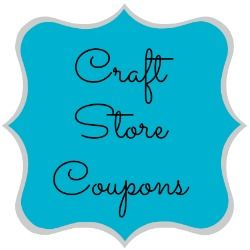 Never, ever, EVER pay full price at a major craft store chain.  Save BIG with printable coupons to AC Moore, Hancock Fabrics, Hobby Lobby, JoAnn, and Michaels #craft #savemoney