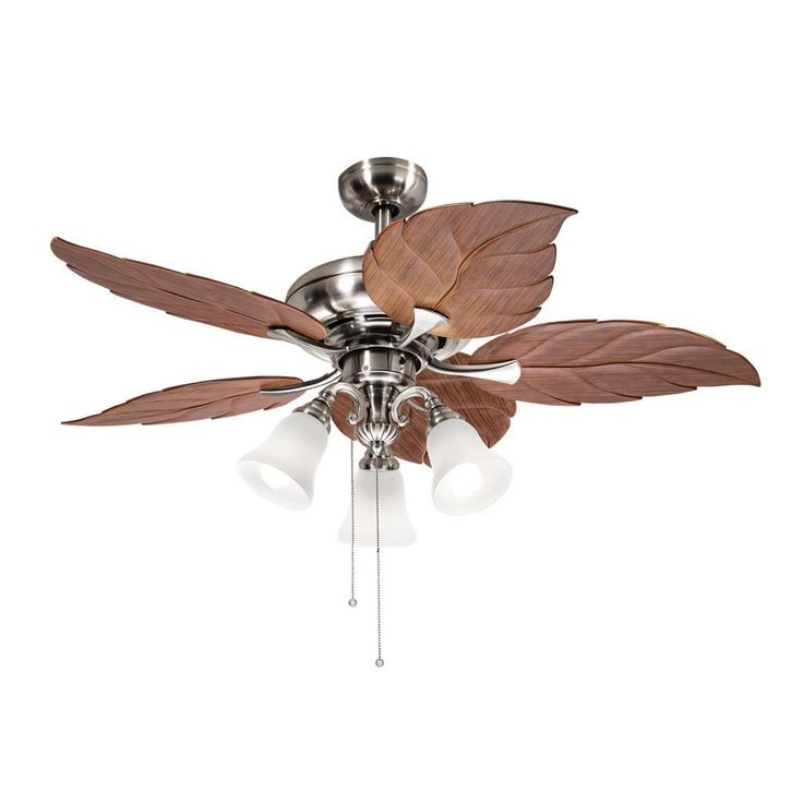 17 Best Images About Tropical Ceiling Fans With Lights On: 17 Best Images About Ceiling Fans Also Vintage Lighting