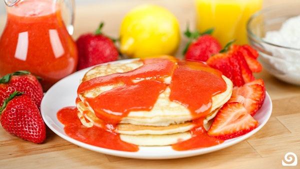 Strawberry Syrup Recipe   Blendtec