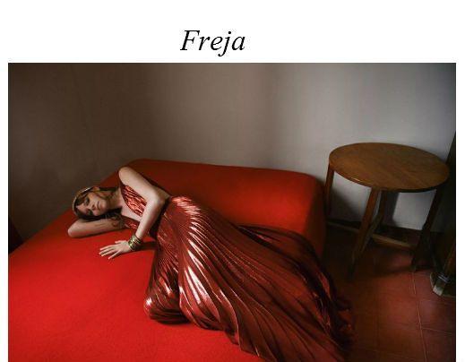 AUGUST-Freja Beha Erichsen Photography by Glen Luchford