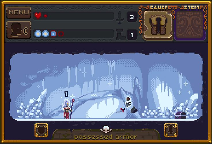 <-- [dEEP duNGeONS oF dOOM!] --> // oLd sKooL gaming for iOS and Android!