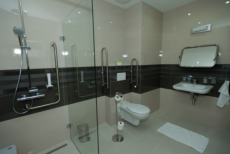 Exclusive room ( Bathroom for disabled ) #accommodation