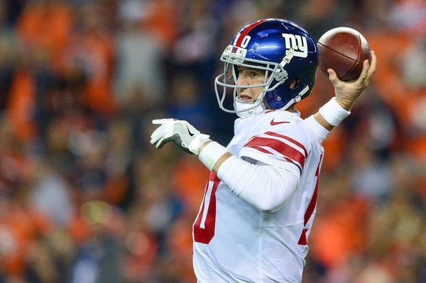 NFL TV schedule: What time, channel is New York Giants vs. San Francisco 49ers (11/12/17)? Live stream, how to watch online