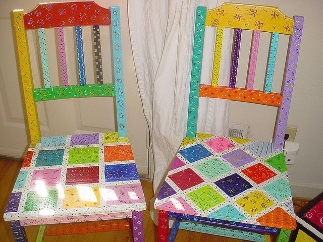 Funky Painted Furniture | Funky Hand Painted Furniture | Hand painted…