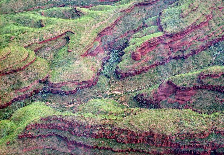 Ancient Lands - Australia's Kimberley and Pilbara areas have some of the oldest landscapes on the planet.