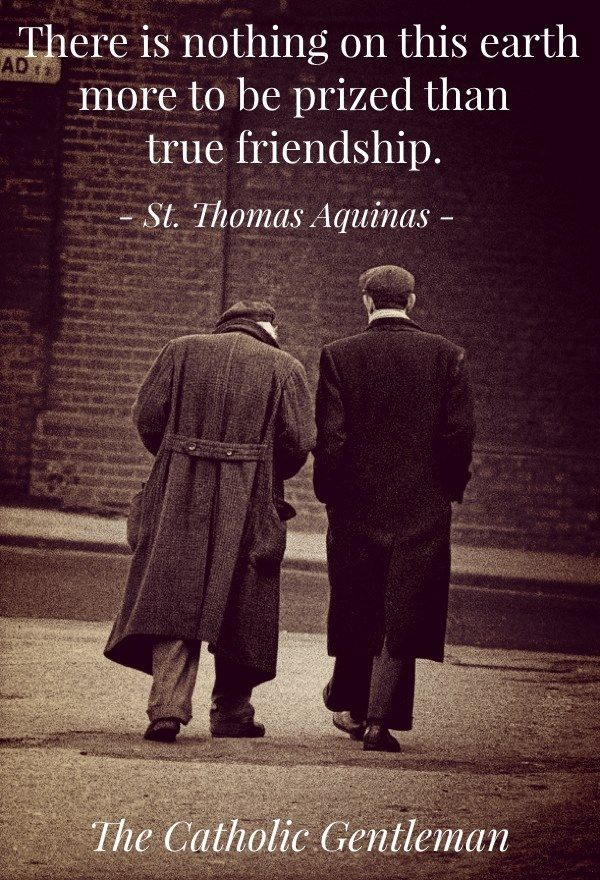 catholic friendship quotes