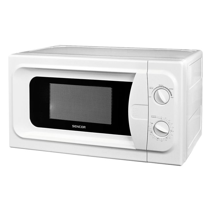 Microwave Oven SMW 2320 - 5 microwave power levels - Defrost function - Sound signals
