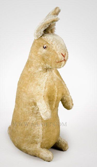 early mohair rabbit