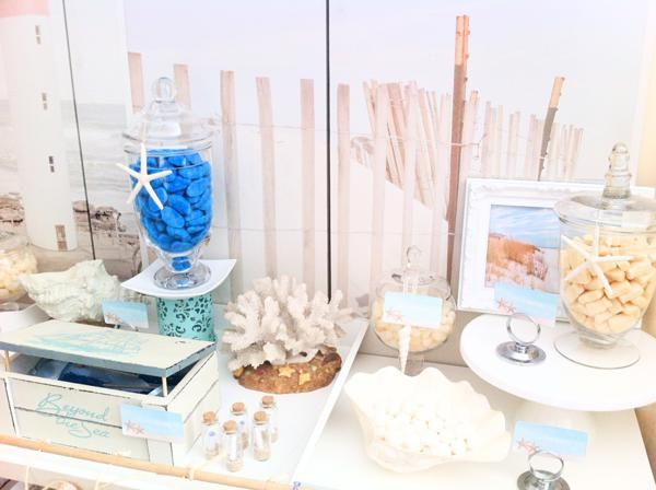 60 best Classy beach party images on Pinterest Centerpieces