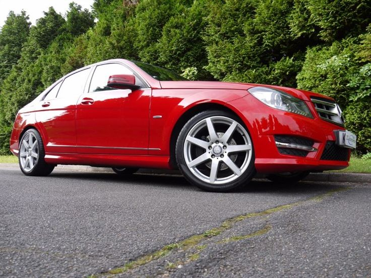 used Mercedes C180 BLUEEFFICIENCY SPORT in surrey
