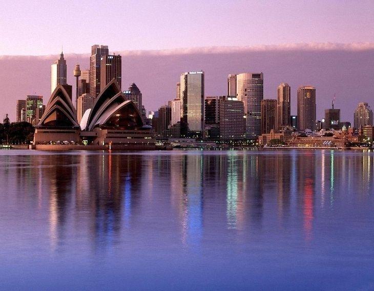 Сидней (Австралия) - Путешествуем вместе