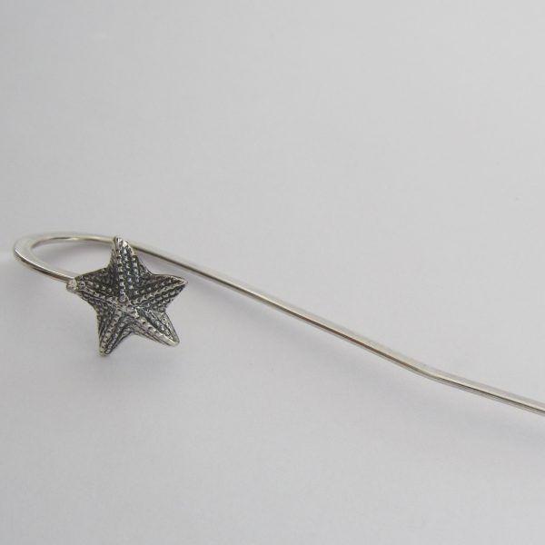 Sterling Silver Sea Star Book Marker: R350.00