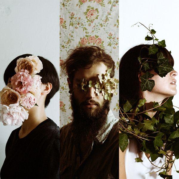 Overgrowth é um projeto artístico colaborativo, criado por Parker Fitzgerald e Riley Messina