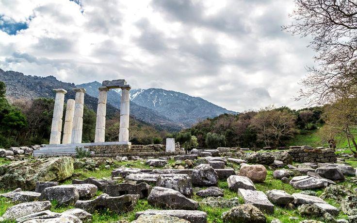 Samothrace island, Greece