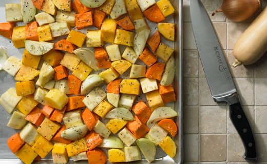 Epicure's Spice Roasted Root Vegetables
