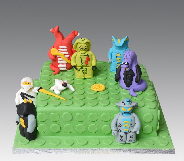 Lego Ninjago Birthday Party Google Search: 17 Best Images About Ninjago Cake Ideas On Pinterest