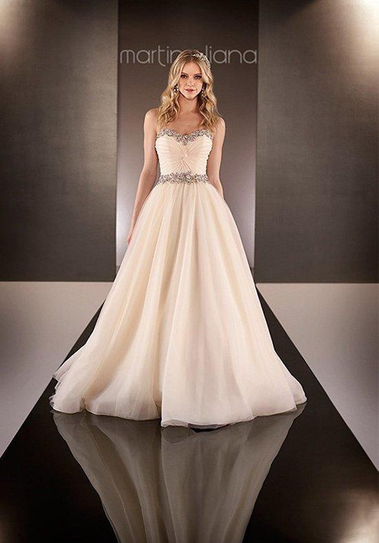 Martina Liana 572 Wedding Dress - The Knot