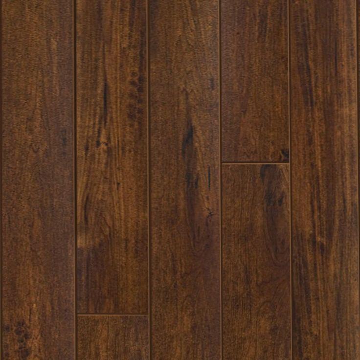 Select Surfaces Cocoa Walnut Laminate Flooring Various