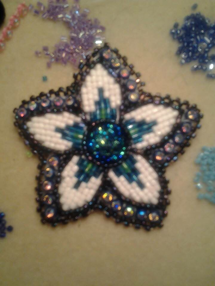 354 Best Images About Beaded Earrings On Pinterest