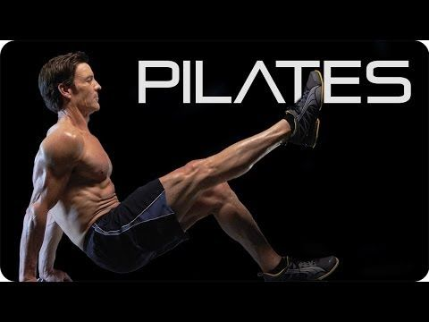 PILATES—Not just for the ladies! 5 MOVES for FLAT ABS | Tony Horton Fitness