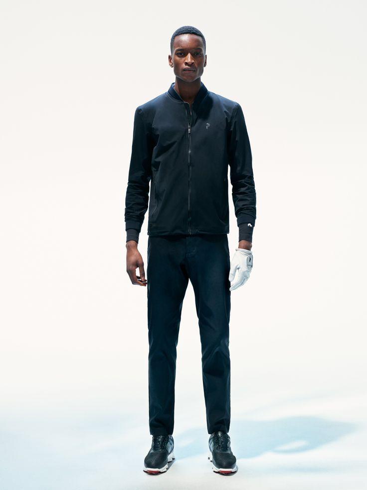 Golf Octon Jacket