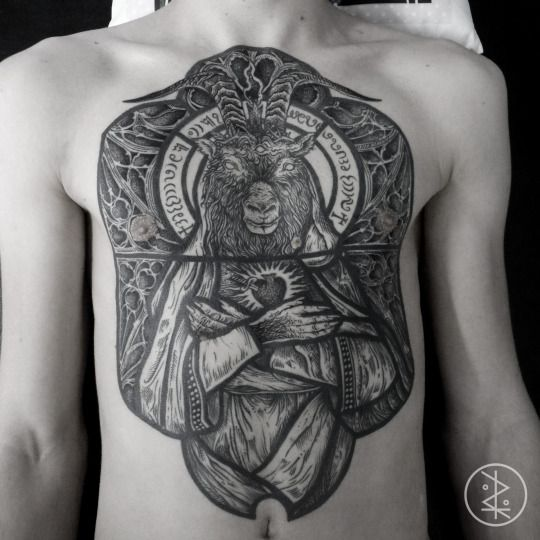 Business For Satan's Tattoos