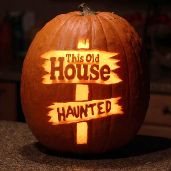 For yet another year, you put your imagination and skill to work shaping pumpkins into impressive creations for our 7th annual contest. Here's one entry befitting the start of our contest winner countdown: This Old Haunted House by Blake A. of West Jordan, UT