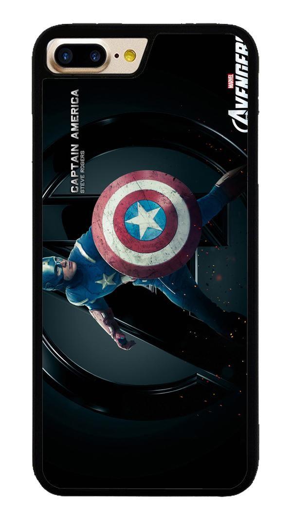 Captain America Steve Rogers for iPhone 7 Plus Case #CaptainAmerica #ranger #avangers #Marvel #iphone7plus #covercase #phonecase #cases #favella