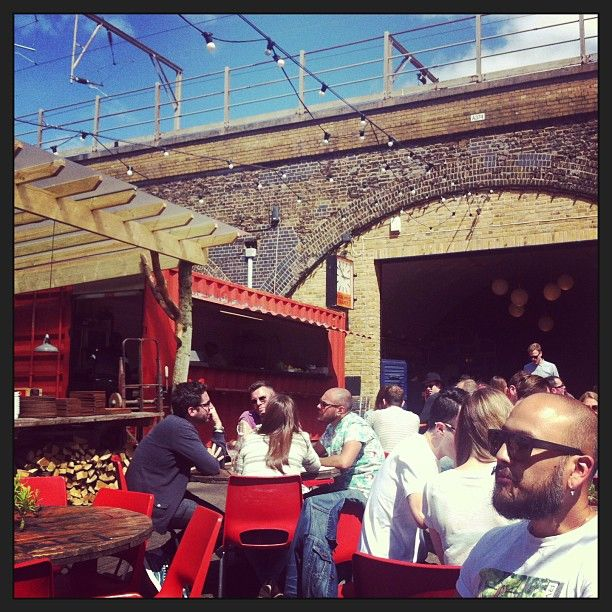 Climpsons Arch, RESIDENT RESTAURANTS, in Hackney, London, Greater London