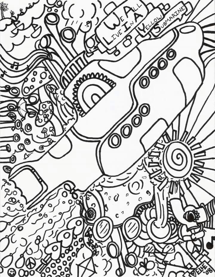 Mejores 7 imágenes de Coloring en Pinterest | Libros para colorear ...
