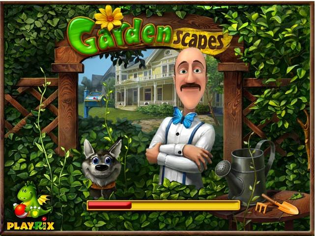 Garden Scape sur Games Passport