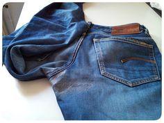 réparer un fond de jean déchiré