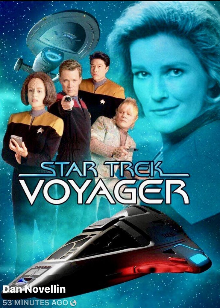 Pin By Evelyn C Raymond On All Things Star Trek Voyager Star Trek Voyager Star Trek Starships Star Trek