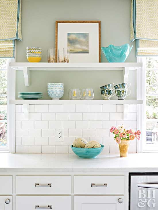 Common household products can be used to tackle dirty grout.