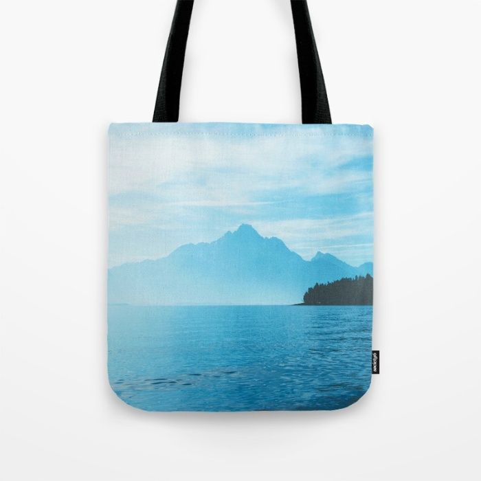 Sail Away With Me Tote Bag by Mixed Imagery | Society6