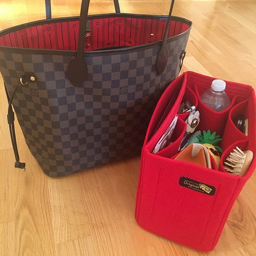 OriginalClub Purse Organizer for Louis Vuitton Neverfull MM