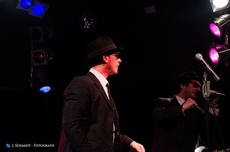 Jake und Elwood Blues