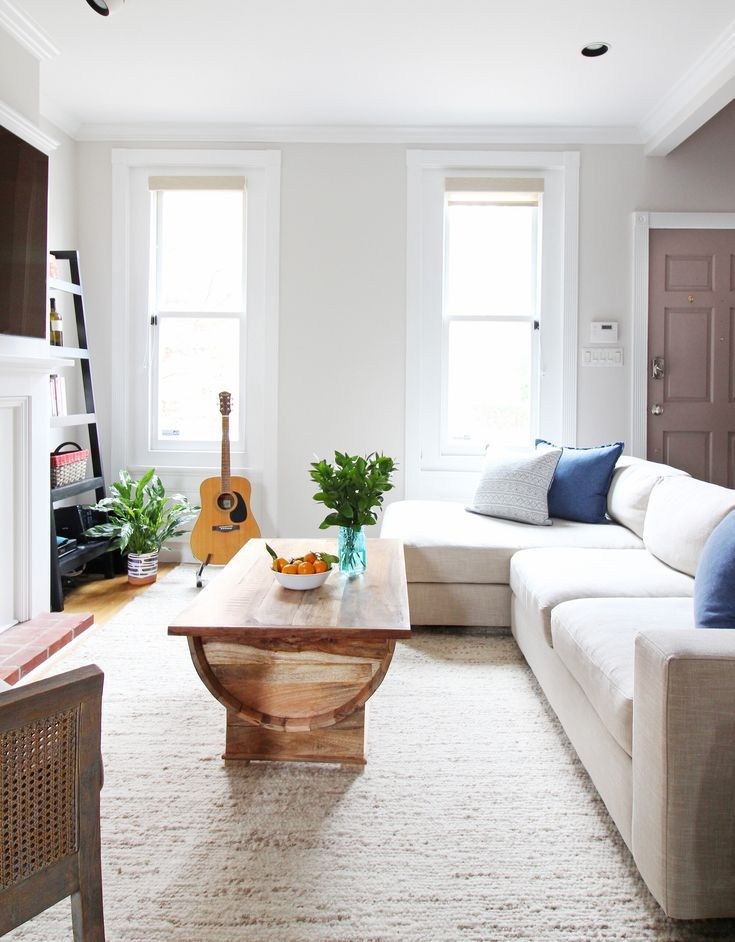 Ringgold Row House Project Reveal Modern Farmhouse Living Room Farm House Living Room Living Room Inspiration