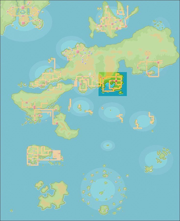 Pokemon Vortex V3 Images