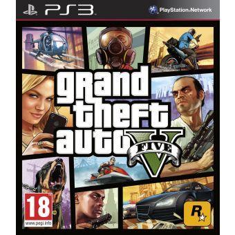 Grand Theft Auto 5 (GTA V) - PS3