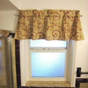 Images On Window Valance Ideas For Bathroom