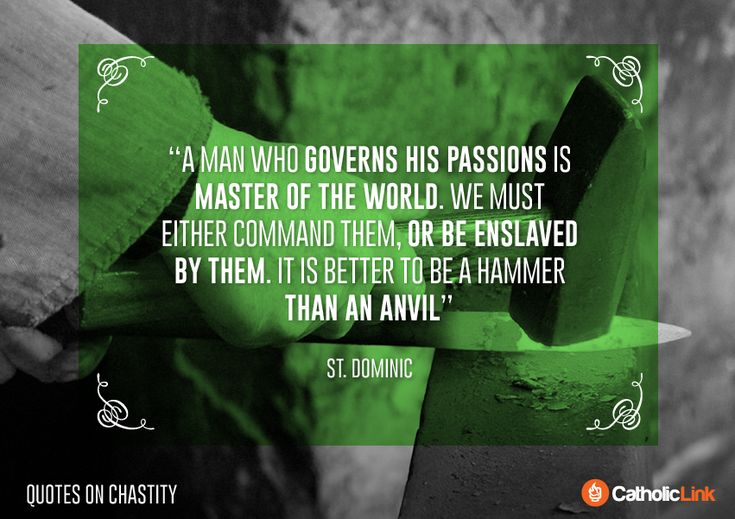 It is not easy to remain sexually pure in our world today. Let these 9 quotes on chastity help you grow in virtue.