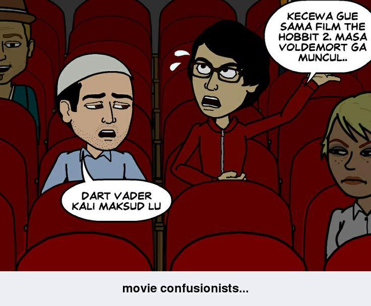 movie confusionist