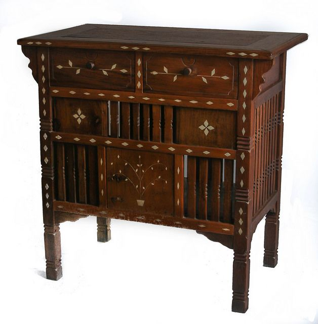 A medium-sized narra altar table with carabao bone inlay, Bulacan - 45 Best ANTIQUE PHILIPPINE FURNITURE Images On Pinterest Antique