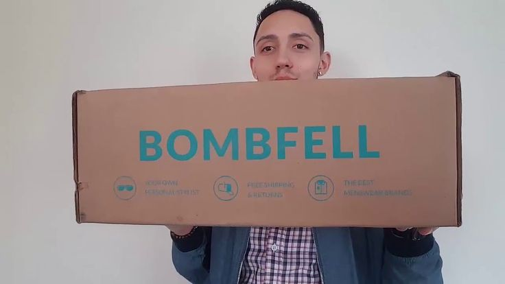Bombfell Review - February 2016 Subscription