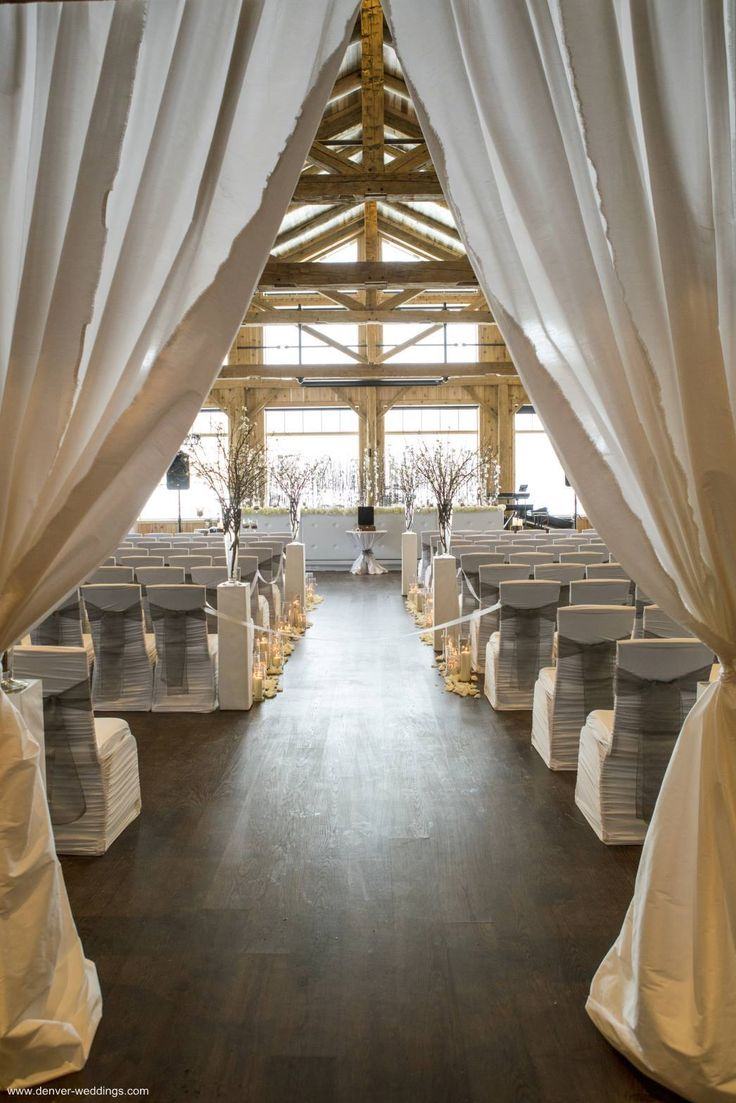 Devil S Thumb Ranch High Lonesome Lodge Wedding Ceremony