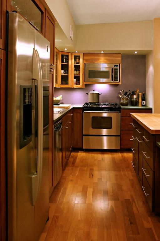 17 Best images about Kitchens - Galley on Pinterest ...